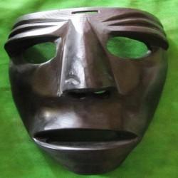 Maschera tradizionale Mamuthones con cordino